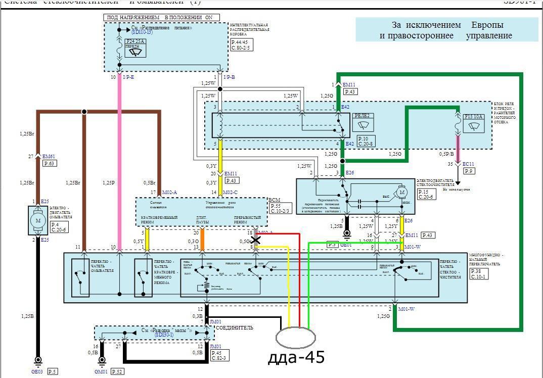 схема приборной панели лада гранта люкс