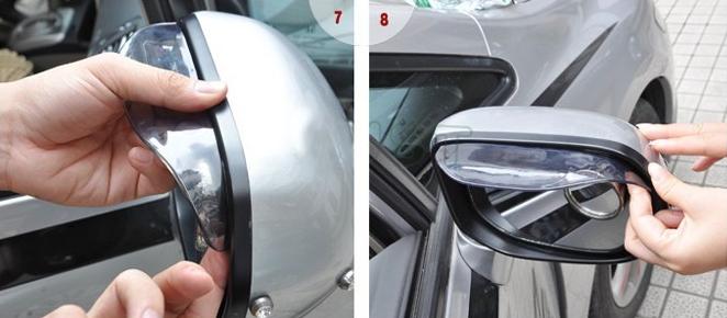 Сделать дефлектор на авто