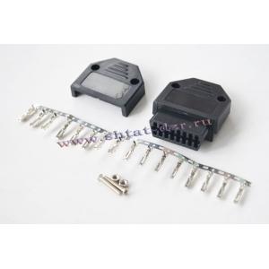 Коннектор (мама) OBD II 16 pin.
