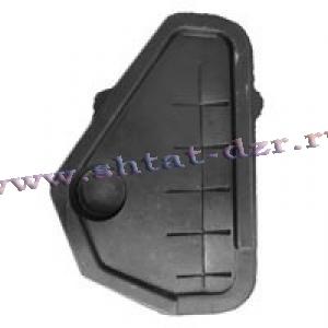 Заглушка моторного отсека (проема рулевых тяг) ВАЗ 2110 (к-т)