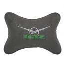 Подушка на подголовник алькантара D.Grey UAZ