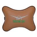 Подушка на подголовник экокожа Fox UAZ