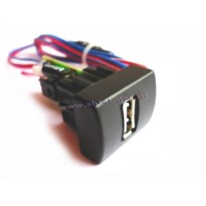 Автомобильное зарядное устройство USB - Приора,Гранта,Калина-2