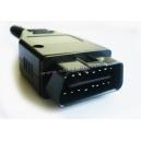 Коннектор OBD-2-OBDII/EOBD/JOBD/ODB/ODB2/ODBII/EOBD2/OBD11/ODB11/J1962