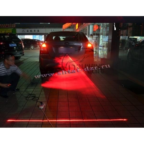 Лазерный стоп сигнал на автомобиль своими руками