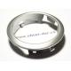 Кольцо сопла вентиляции Лада Гранта/ Калина-2, Датсун (серебро)