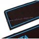 Комплект силиконовых ковриков в ниши Lada Xray (15 шт.)