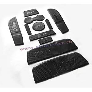 Комплект ковриков в ниши Lada Xray (11 шт.)