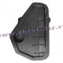 Заглушка моторного отсека (проема рулевых тяг) ВАЗ 2110 н/о (к-т)