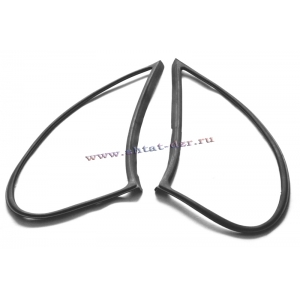 Окантовки задних боковых стёкол  ВАЗ 2190 / 1119