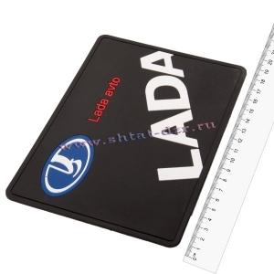 Коврик на приборную панель Lada