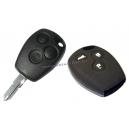 Силиконовый чехол для ключа Renault Logan, Duster, Sandero (3 кнопки)