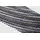 Сетка для тюнинга пластиковая  черная